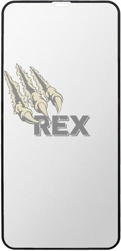 Sturdo Rex Gold tvrdené sklo pre Apple iPhone Xs, čierna