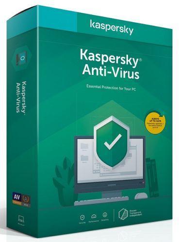 Kaspersky Anti-Virus 2020 Nová Box 3Z/1R