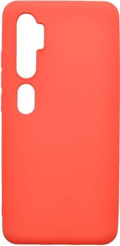 Mobilnet gumené puzdro pre Xiaomi Mi Note 10, červená