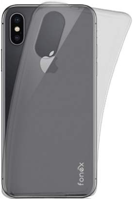 Fonex TPU puzdro pre Apple iPhone Xr, transparentná