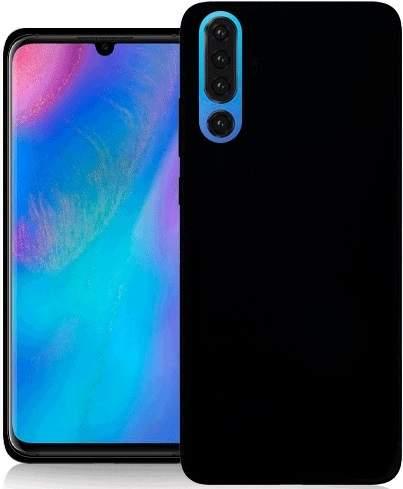 Fonex TPU puzdro pre Huawei P30, čierna