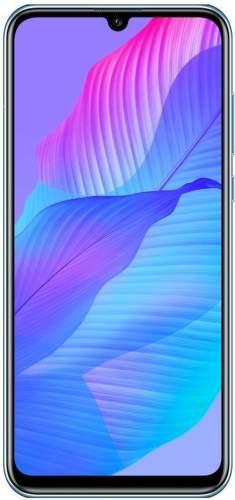 Huawei P Smart S bledomodrý