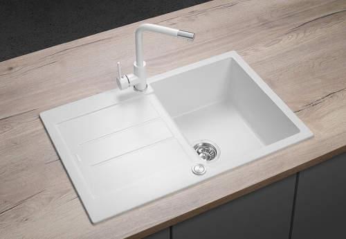 Concept DG10C45WH drez biely