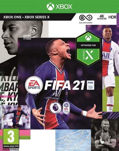 FIFA 21 - Xbox One hra