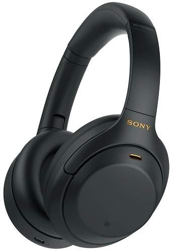 SONY WH1000XM4 BLK