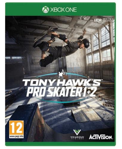 Tony Hawk's Pro Skater 1+2 - Xbox One hra