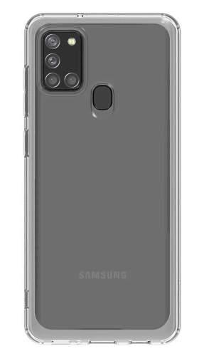 Samsung A Cover puzdro pre Samsung Galaxy A21s priehľadné
