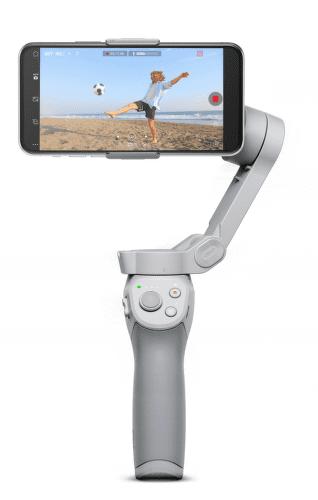 DJI Osmo Mobile 4 skladací ručný stabilizátor