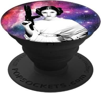 Popsocket držiak na telefón, Disney Star Wars Leia Galaxy