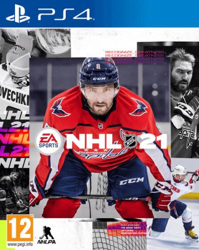NHL 21 - PS4 hra