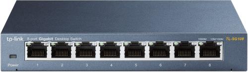 TP-LINK TL-SG108 8-port Gigabit Switch