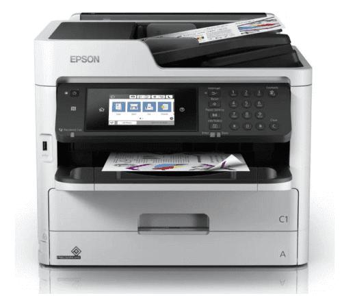 Epson WorkForce Pro WF-C5790DWF biela