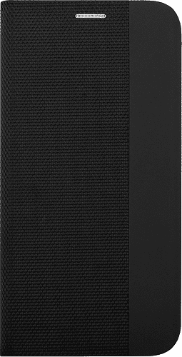 Winner Duet knižkové puzdro pre Samsung Galaxy A41, čierna