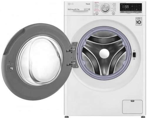 LG F2DV5S8S1 práčka so sušičkou