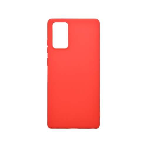 Mobilnet TPU puzdro pre Samsung Galaxy Note20 červená