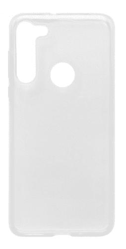 Mobilnet TPU puzdro pre Motorola Moto G8 transparentné