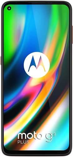 Motorola Moto G9 Plus zlatý