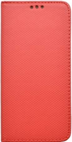 Mobilnet knižkové puzdro pre Motorola Moto G8 Power, červená
