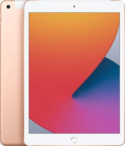 Apple iPad 2020 32GB Wi-Fi + Cellular MYMK2FD/A zlatý