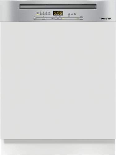 Miele G5210 SCi ED/CLST, Vstavaná umývačka