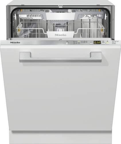 Miele G5260 SCVi ED, Vstavaná umývačka riadu