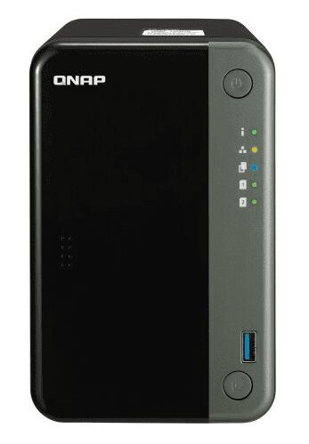 Qnap TS-253D-4G čierne