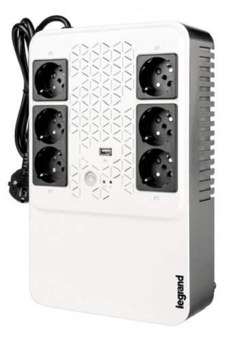 Legrand UPS-KEOR MP 600 VA FR USB