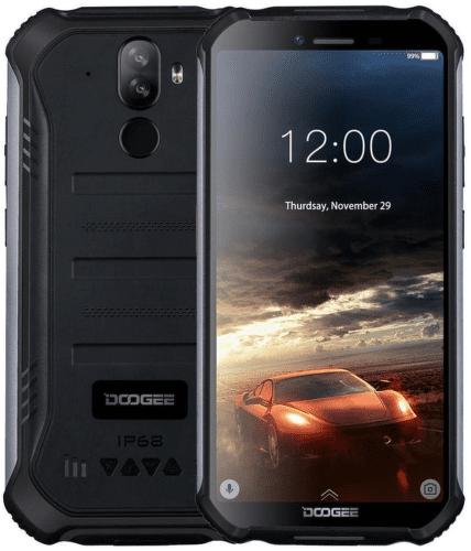 doogee-s40-pro-cierny-smartfon
