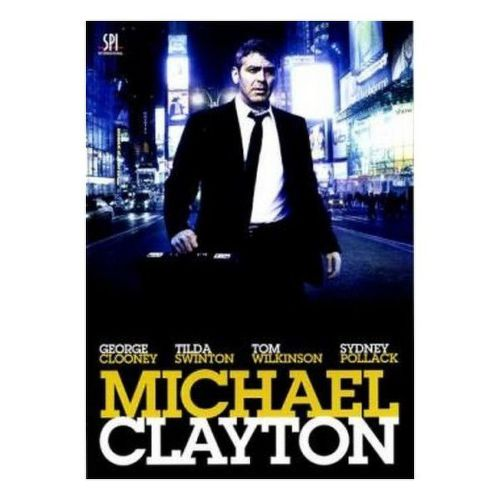 DVD F - MICHAEL CLAYTON