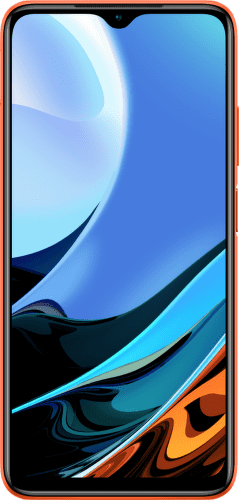 Xiaomi Redmi 9T 64 GB oranžová