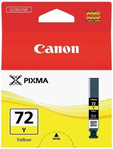 Canon PGI-72Y Yellow (6406B001) žltá
