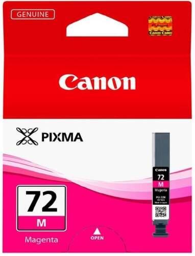 Canon PGI-72 Photo Magenta (6408B001) foto purpurová