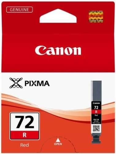 Canon PGI-72 Red (6410B001) červená