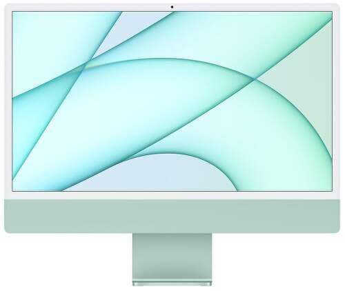 "Apple iMac 24"" (2021) 4,5K Retina M1 / 7-jadrové GPU / 8 GB / 256 GB MJV83SL/A zelený"