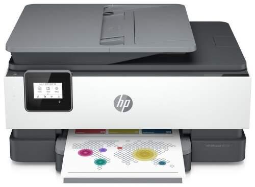 HP OfficeJet 8012e 228F8B sivá s HP Instant Ink