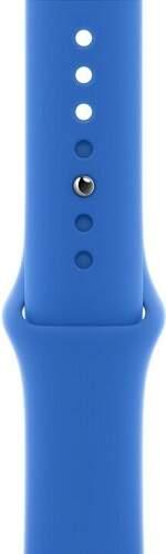 Apple Watch 44 mm športový remienok stredomorsky modrý