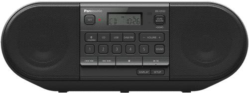 PANASONIC RX-D552E-K