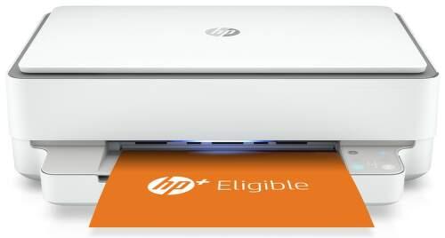 HP Envy 6020e All-in-One biela tlačiareň s HP Instant Ink a HP+