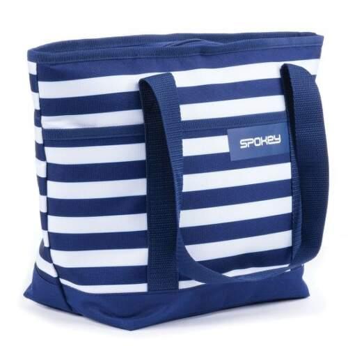 Spokey Acapulco termo taška pruhy-námornická modrá