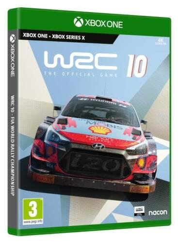 WRC 10 - Xbox One hra