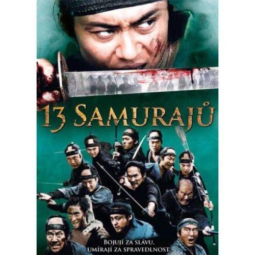 DVD F - 13 Samurajů