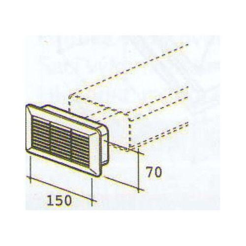 ELICA 1052 H, plastove rozvody 125mm