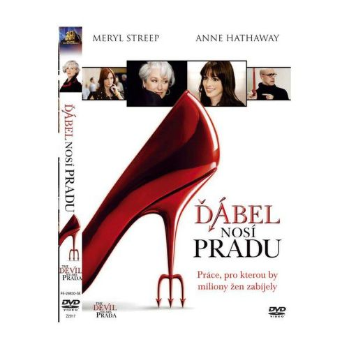 DVD F - Diabol nosí Pradu