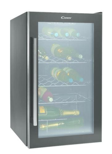 CANDY CCVA155GL, chladnička na víno