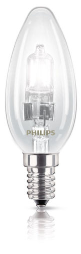 PHILIPS EcoClassic30 18W E14 230V B35 CL 1CT/15