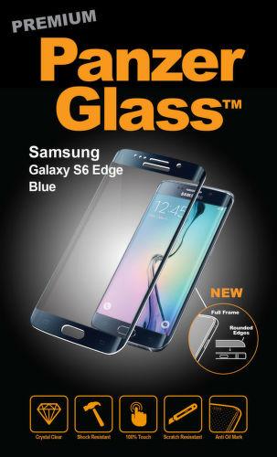 PANZERGLASS Premium G S6 Edge, Black