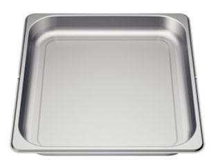 Bosch HEZ36D643, nedierovaná parná nádoba veľkosti L