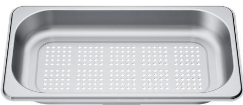 Siemens HZ36D613G, dierovaná parná nádoba vel