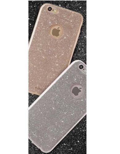 PURO kryt iPh 6_6s Shine Cover, zlatá