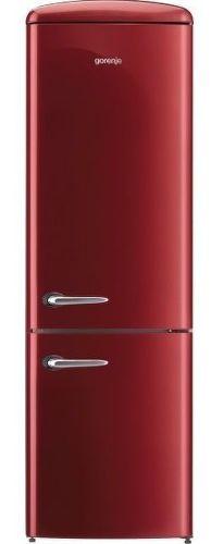 GORENJE ORK192R, Kombinovaná Retro chladnička